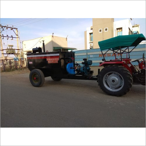 Semi Automatic Emulsion Sprayer