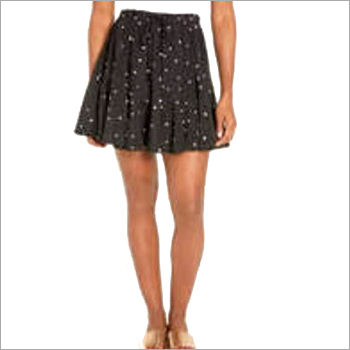 Ladies Fancy Short Skirt