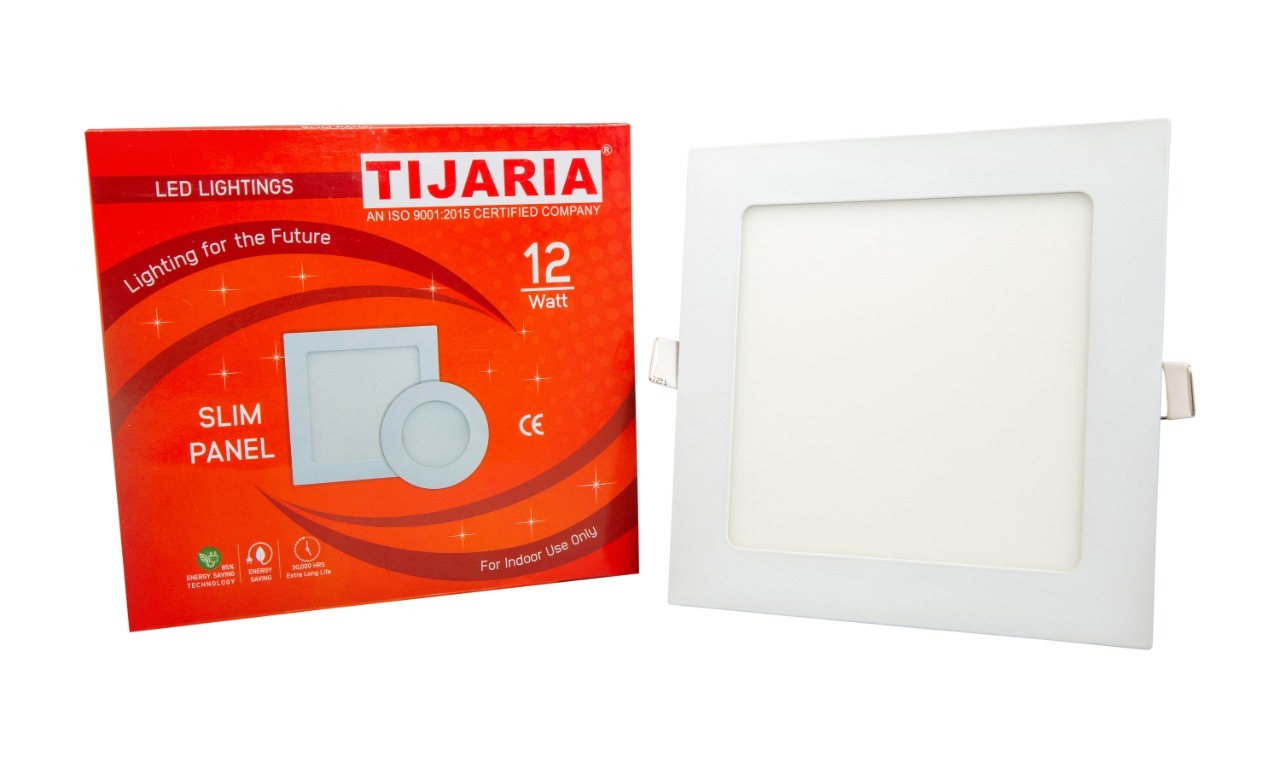 Tijaria Led Slim Panels 12 W