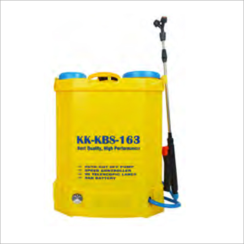 KK-KBS-163 Sprayers
