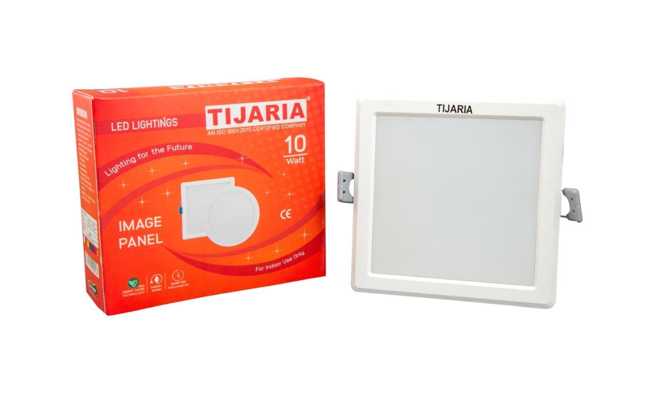 Tijaria LED Image Panel-10W (Slim Panel)