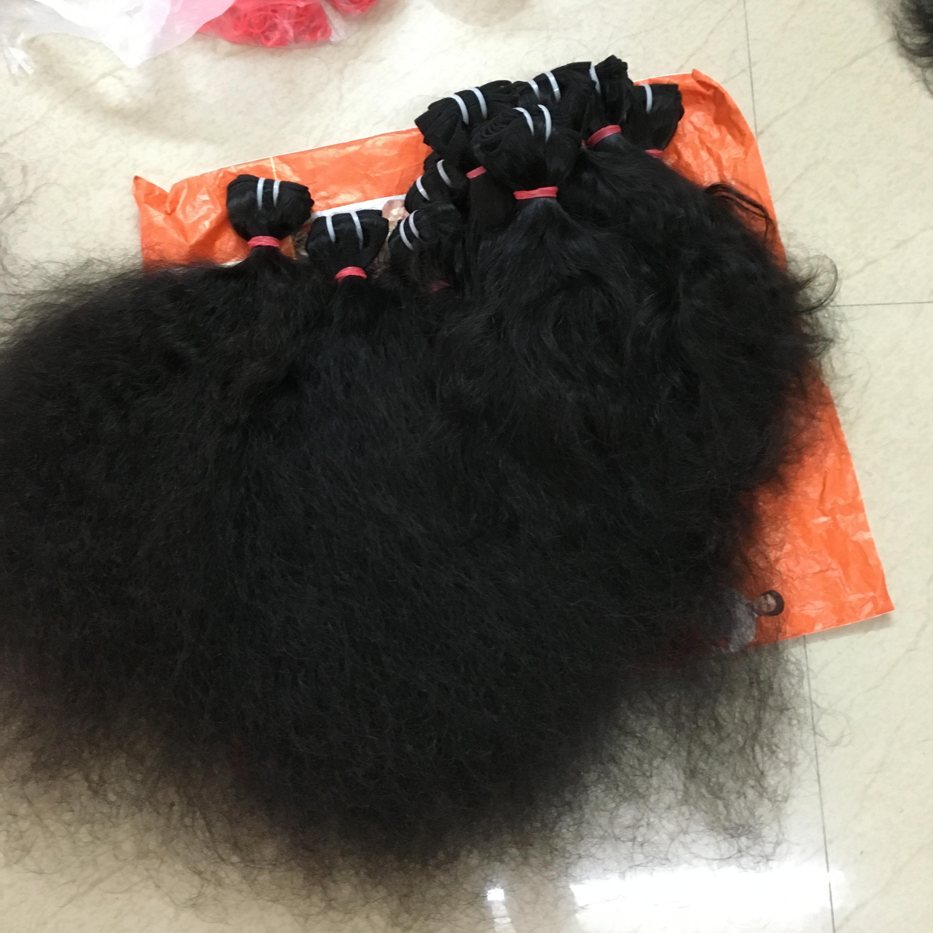 RAW VIRGIN INDIAN HAIR EXPORTES