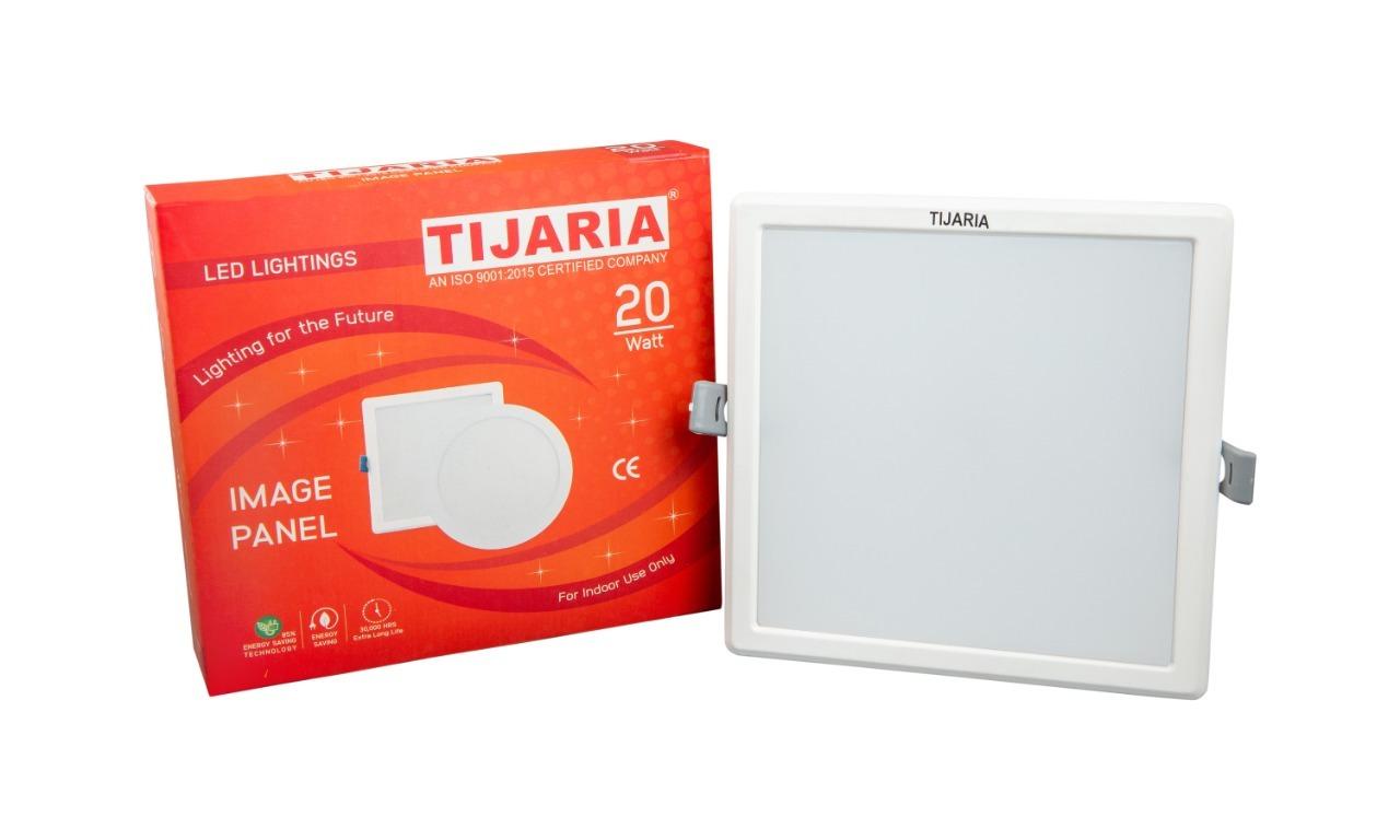 Tijaria LED Image Panel-20W (Slim Panel)
