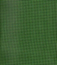 Yarn Dyed Poly Check (Green/Black)