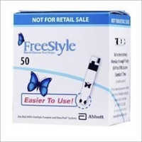 Freestyle Diabetic Test Strips