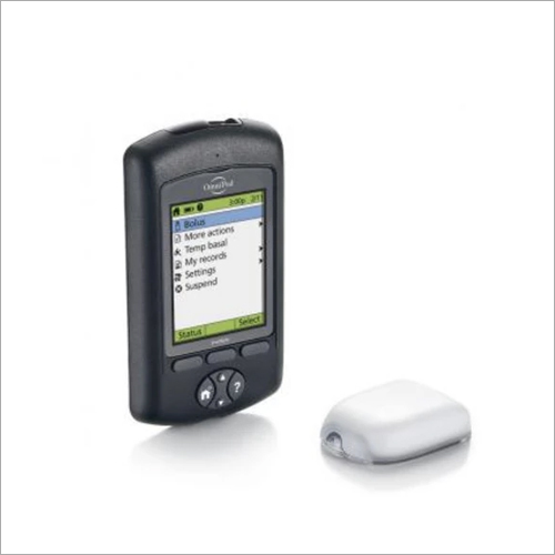 UST 400 Series Omnipod PDM