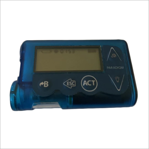 Medtronic Insulin Pump 523 Model 3.0 A Firmware
