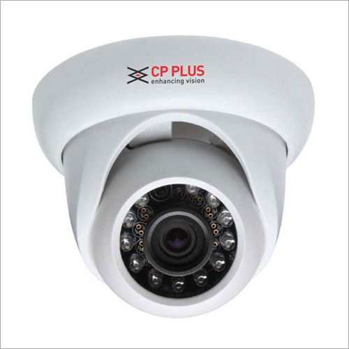 Wired Camera Plastic Cp Plus CCTV Camera