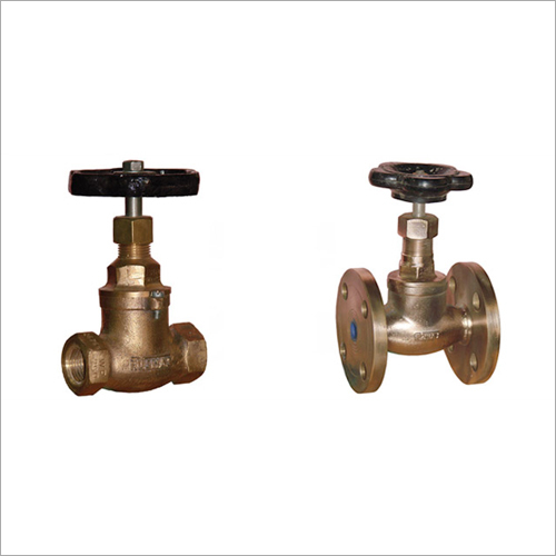 Bronze Steam Valves