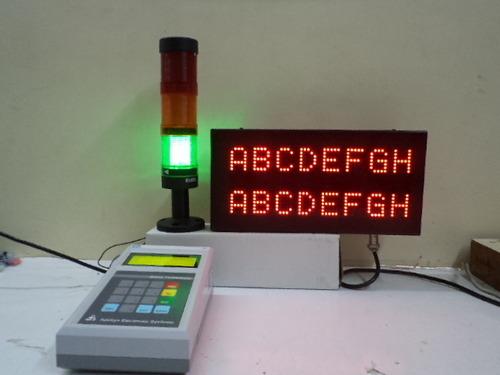 LCD Andon Display