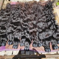 MACHINE WEFT CURLY HAIR EXTENSIONS