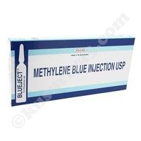 Blueject Methylene Injection