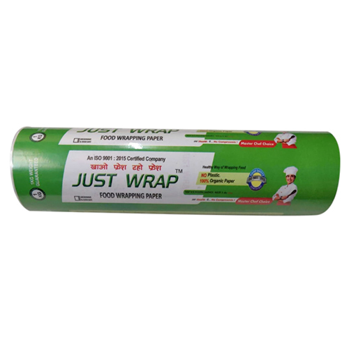 Just Wrap Food Wrapping Paper