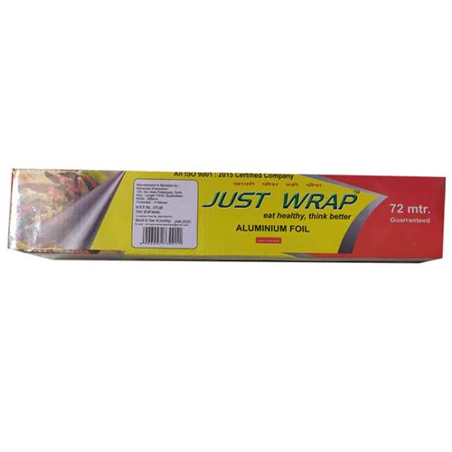 72 Meter Just Wrap Aluminium Foil