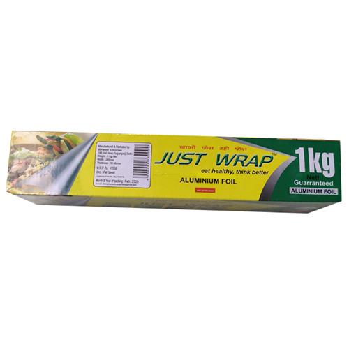 1 Kg Just Wrap Aluminium Foil