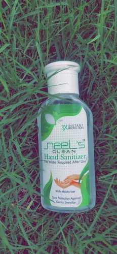 100 Ml Hand Sanitizer Gel