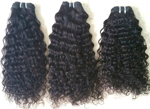 Spring Curly Human Hair