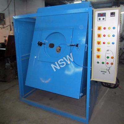 Slider Painting Oven