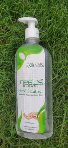 500 Ml Hand Sanitizer Gel With Pump