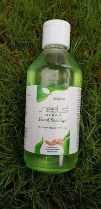 200 ML lemon Grass Hand Sanitizer