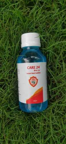 100 ML Hand Sanitizer liquid base