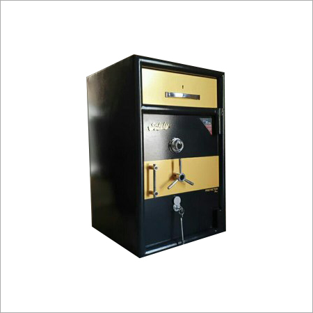 Petrol Pump Safety Locker