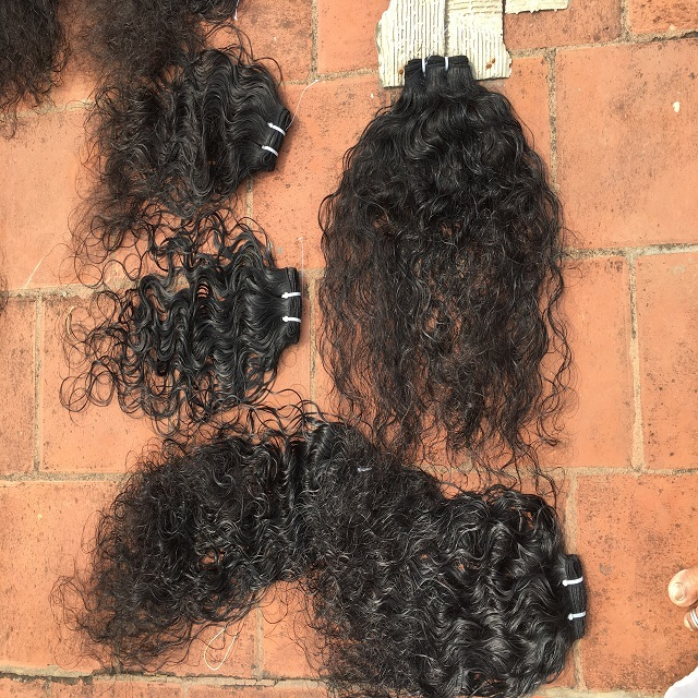 VIRGIN REMY HAIR EXTENSIONS