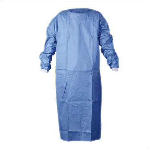 Full Sleeve Medical Gown