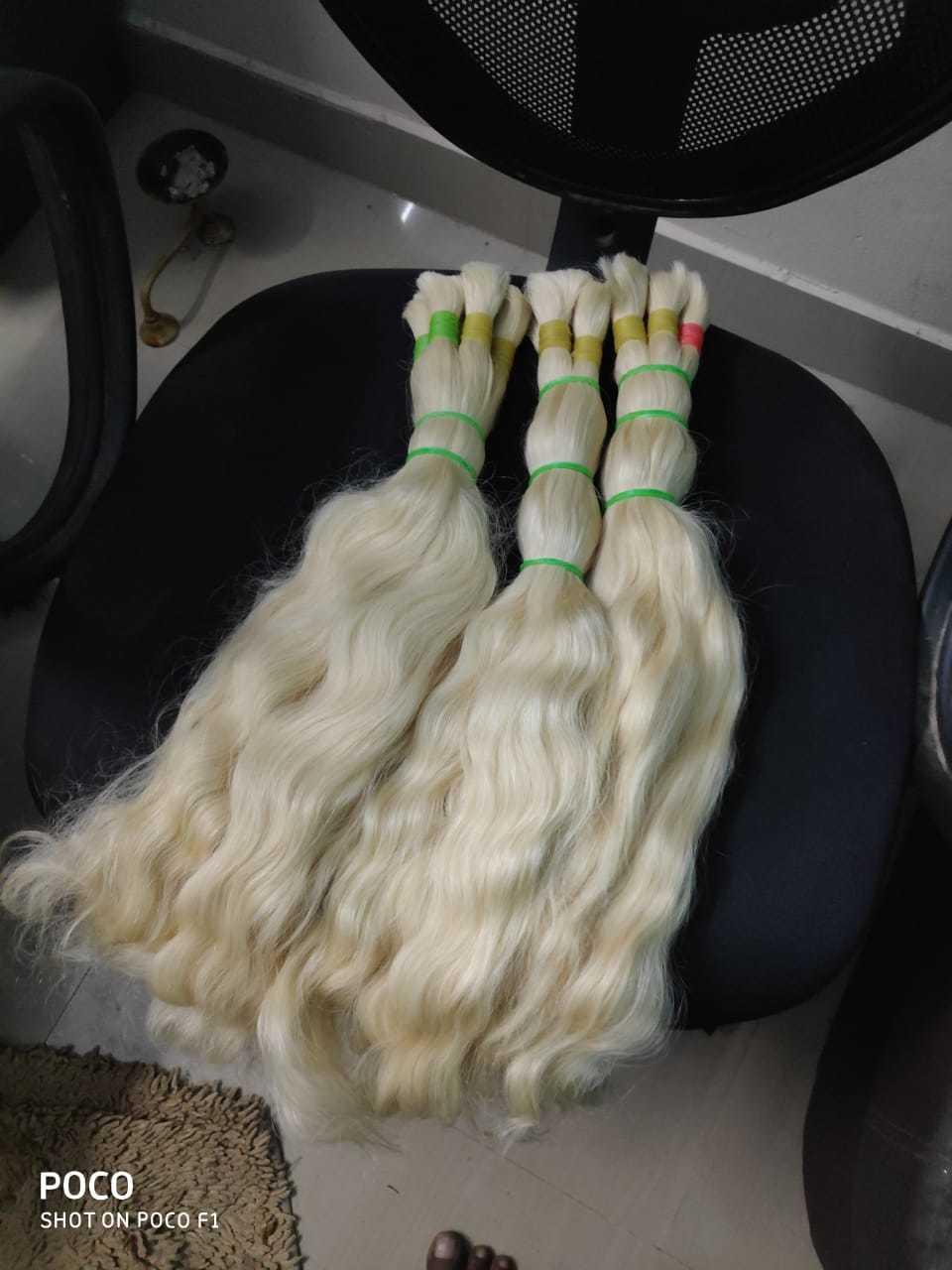 REMY INDIAN SINGLE DRAWN HAIR