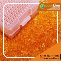 Aquablue Orange Silica Gel beads