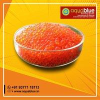 Aquablue Orange Silica Gel beads