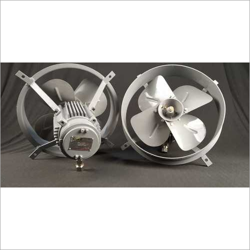 FLAMEPROOF EXHAUST FAN/ PEDESTAL FAN/WALL MOUNTING FAN