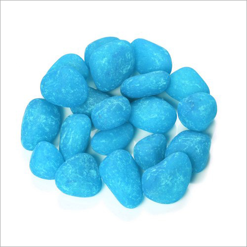 Turkish Blue Candy Pebbles Stone