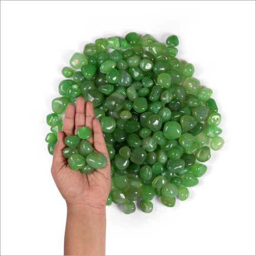 Forest Green Polished Pebbles Pebbles Stone