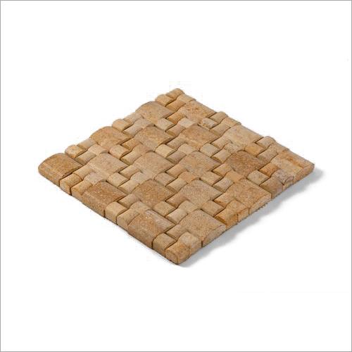 Teak Wood Wall Cladding Tile
