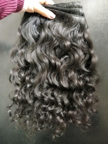Natural Deep Curly Human Hair