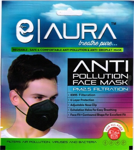 Elanor Elaura Anti Pollution Face Mask Certifications: Ce