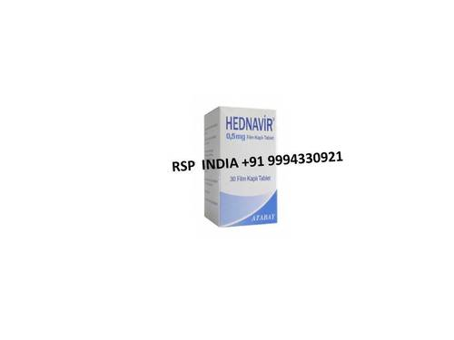 Hednavir 0.5mg 30film Tablet