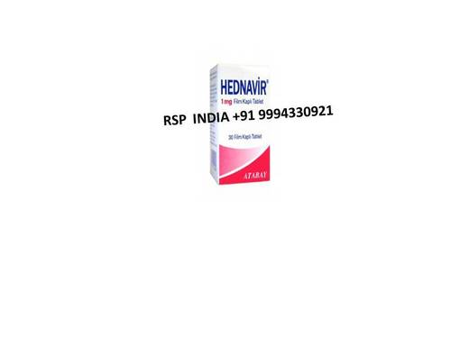Hednavir 1mg 30film Tablet
