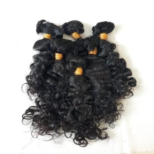 Unprocessed Soft Raw wavy hair