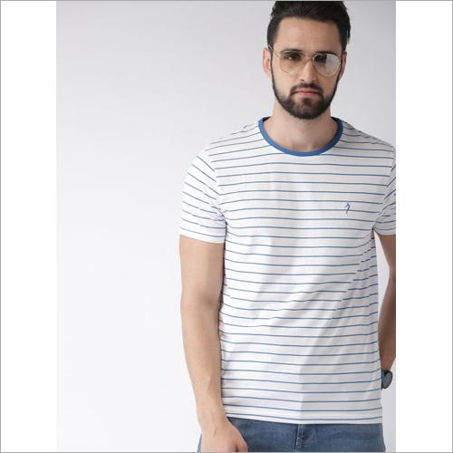 Mens Round T-Shirt