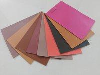 PVC Leathe Cloth / Rexine Plain colours