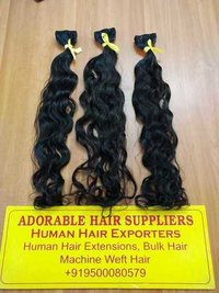 Indian Virgin Wavy Hair Extension