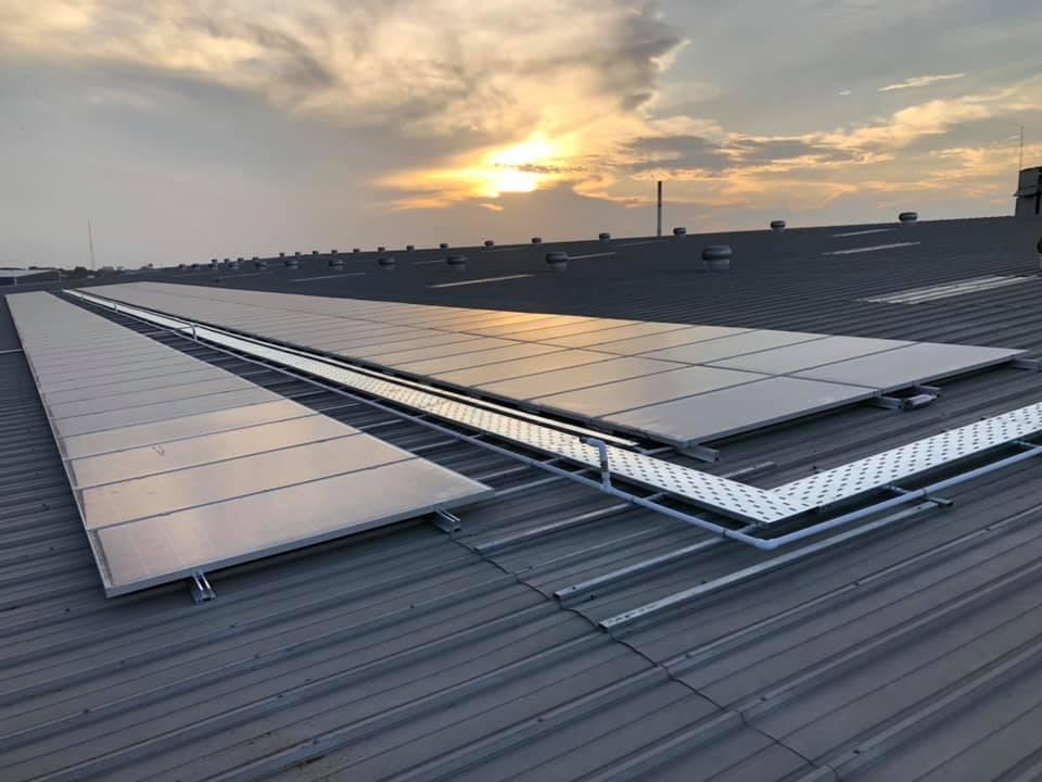 Solar Fabrication Work
