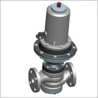 Gas Pressure Regulator Valves
