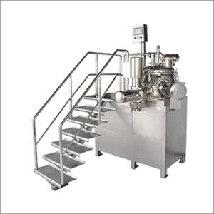 High Shear Mixer And Granulator
