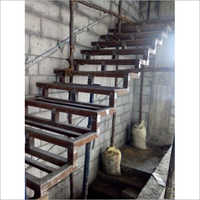 MS Staircase Fabrication