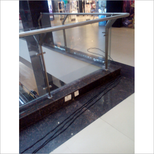 SS Safety Railing
