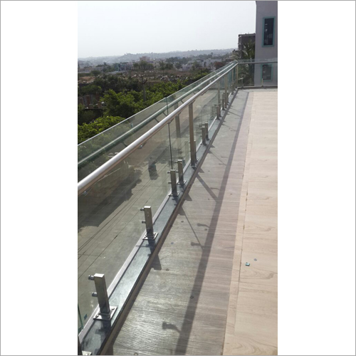 SS Terrace Safety Railing