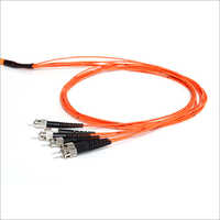 Terminated Fiber Core Cable